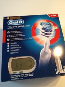 Braun Oral-B TriZone 5000 Verpackung