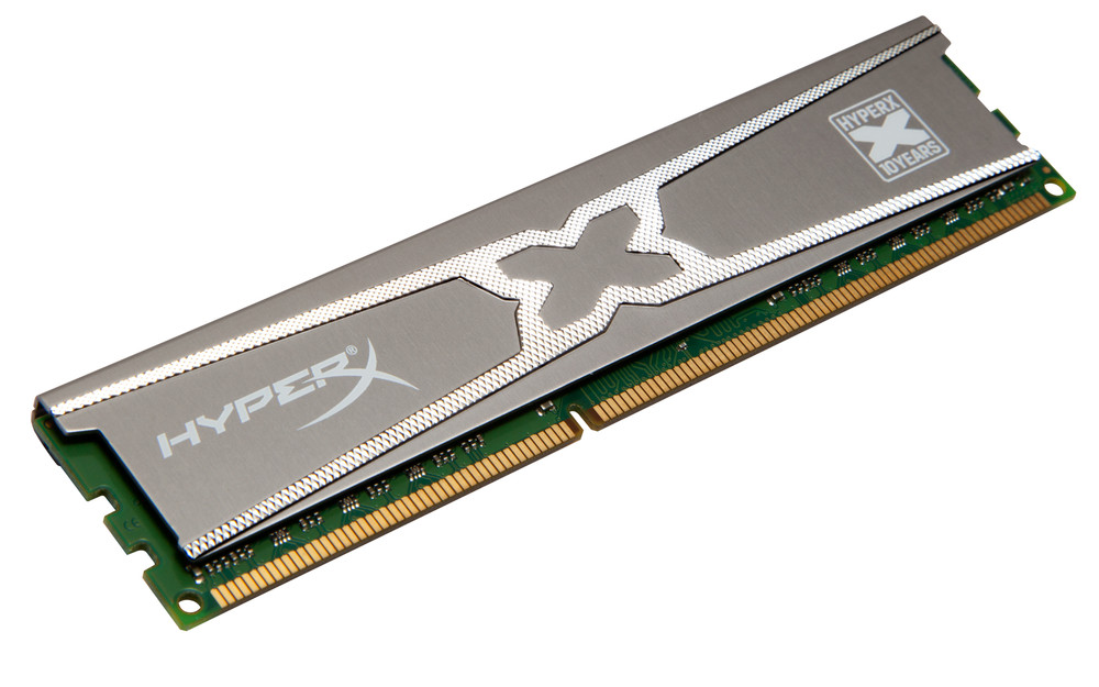 Kingston HyperX 10th Anniversary Edition