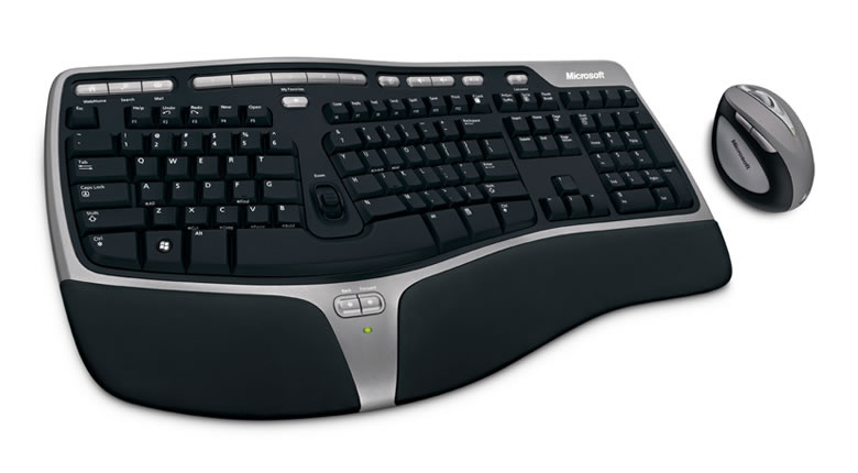 Ergonomic Desktop 7000