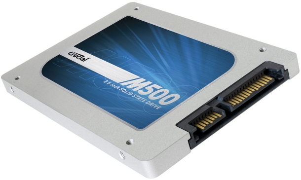 Crucial m500 SSD