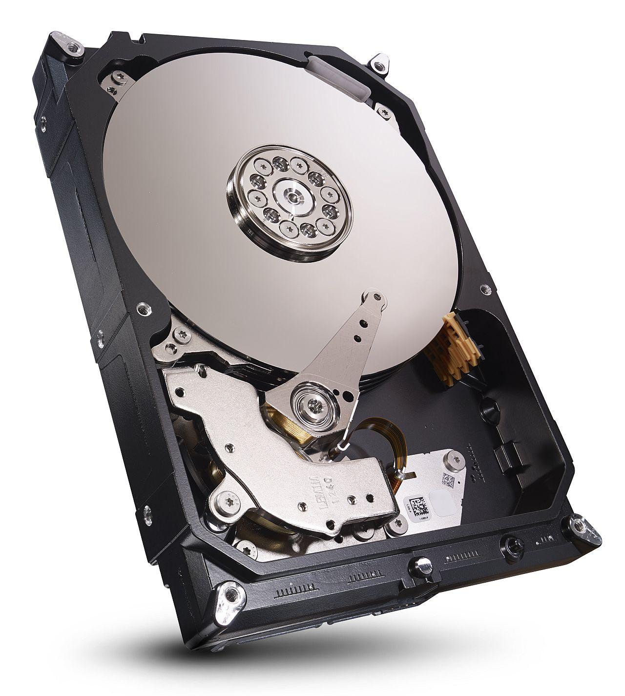 Seagate NAS HDD