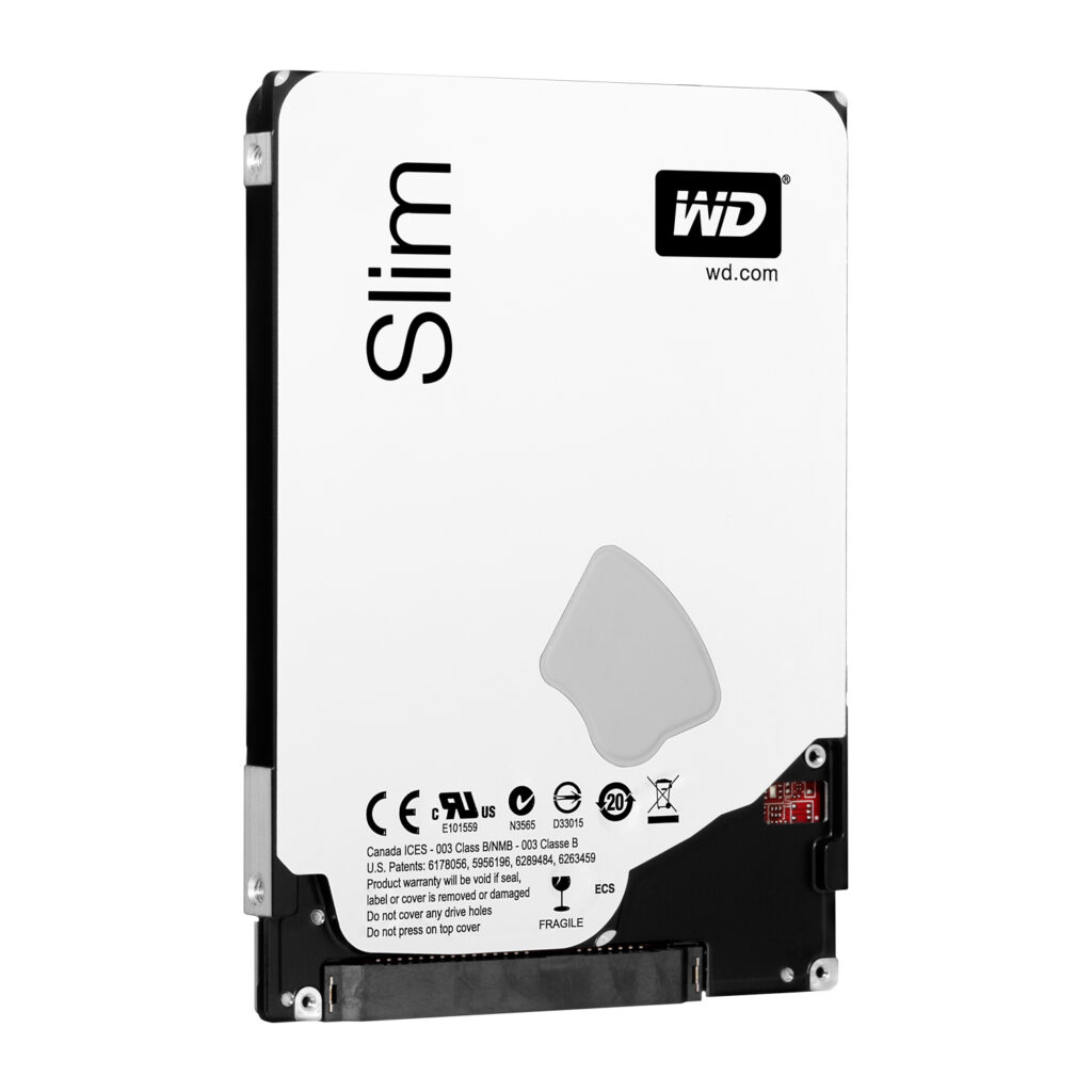 WD Blue Slim 1 TB