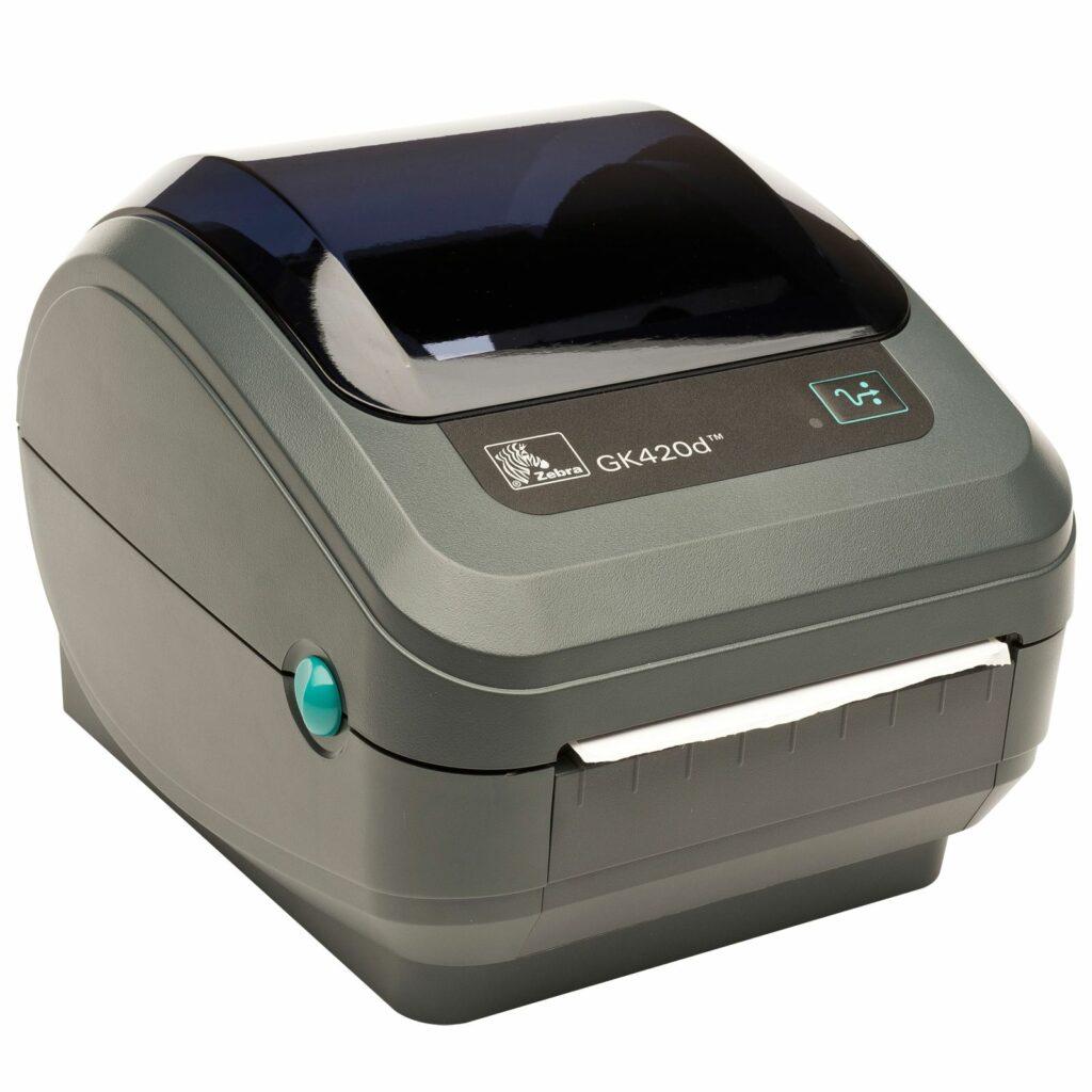Zebra-Desktopdrucker