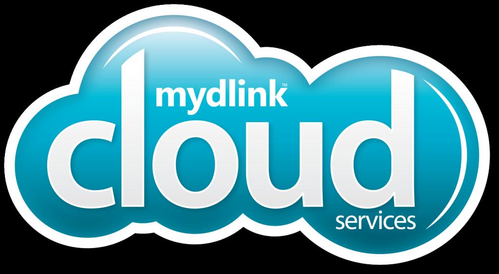mydlink cloud service logo