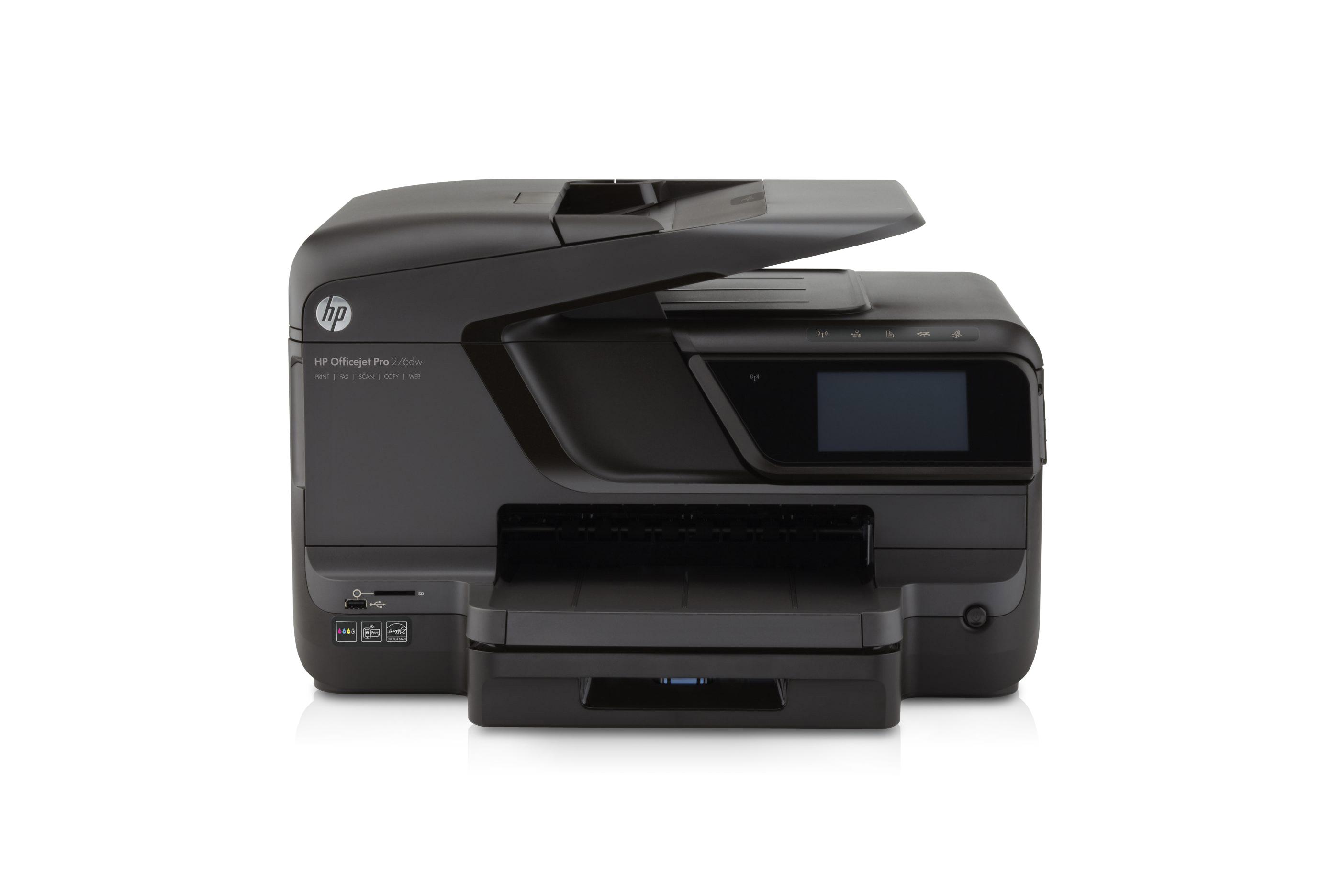 Der Testsieger HP Officejet Pro 276dw - JACOB Blog