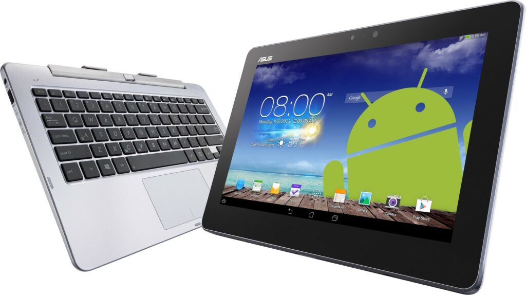 Asus TX201 Transformer Book Trio 2