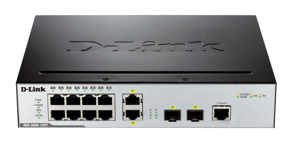 D-Link DGS-3000