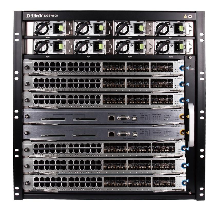 D-Link DGS-6608
