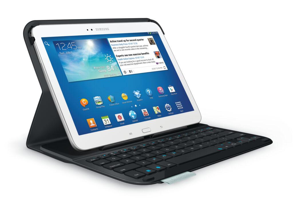 Logitech Keyboard Folio Samsung Galaxy Tab 3 10.1