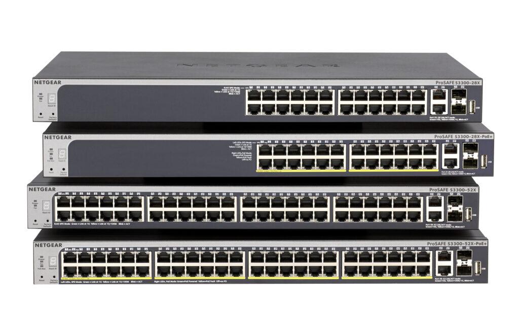 Netgear-ProSAFE-S3300