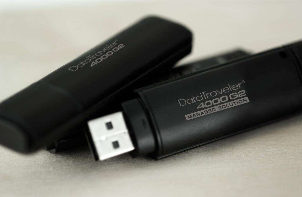 DataTraveler 4000 G2 Management-Ready