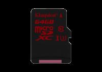 Kingston microsSDXC SDCA3