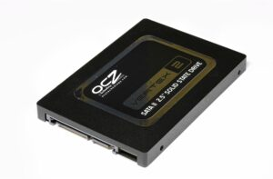 A Vertex 2 Solid State Drive (SSD) by OCZ