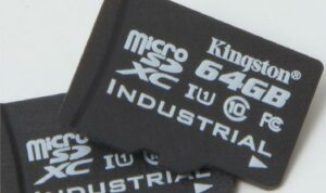 Kingston microSD UHS-I Industrial Temperature
