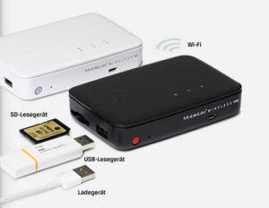 MobileLite Wireless G3 & Pro