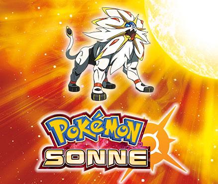 Pokemont Sonne und Mond