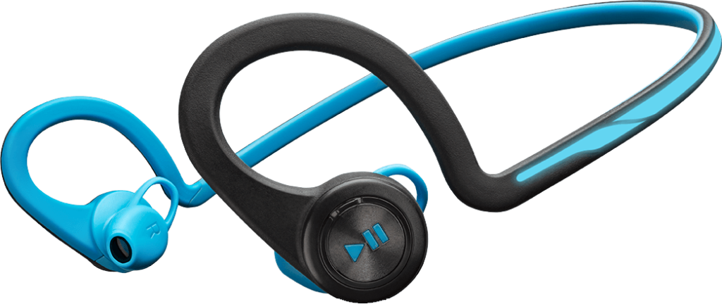 BackBeat Fit blue