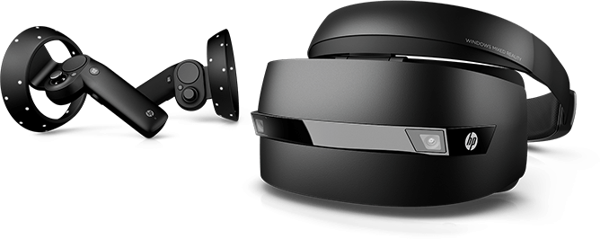 HP Windows Mixed Reality Headset VR1000
