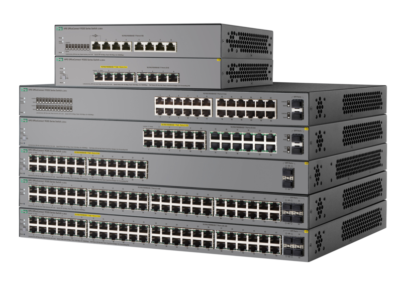 HPE OfficeConnect Serie