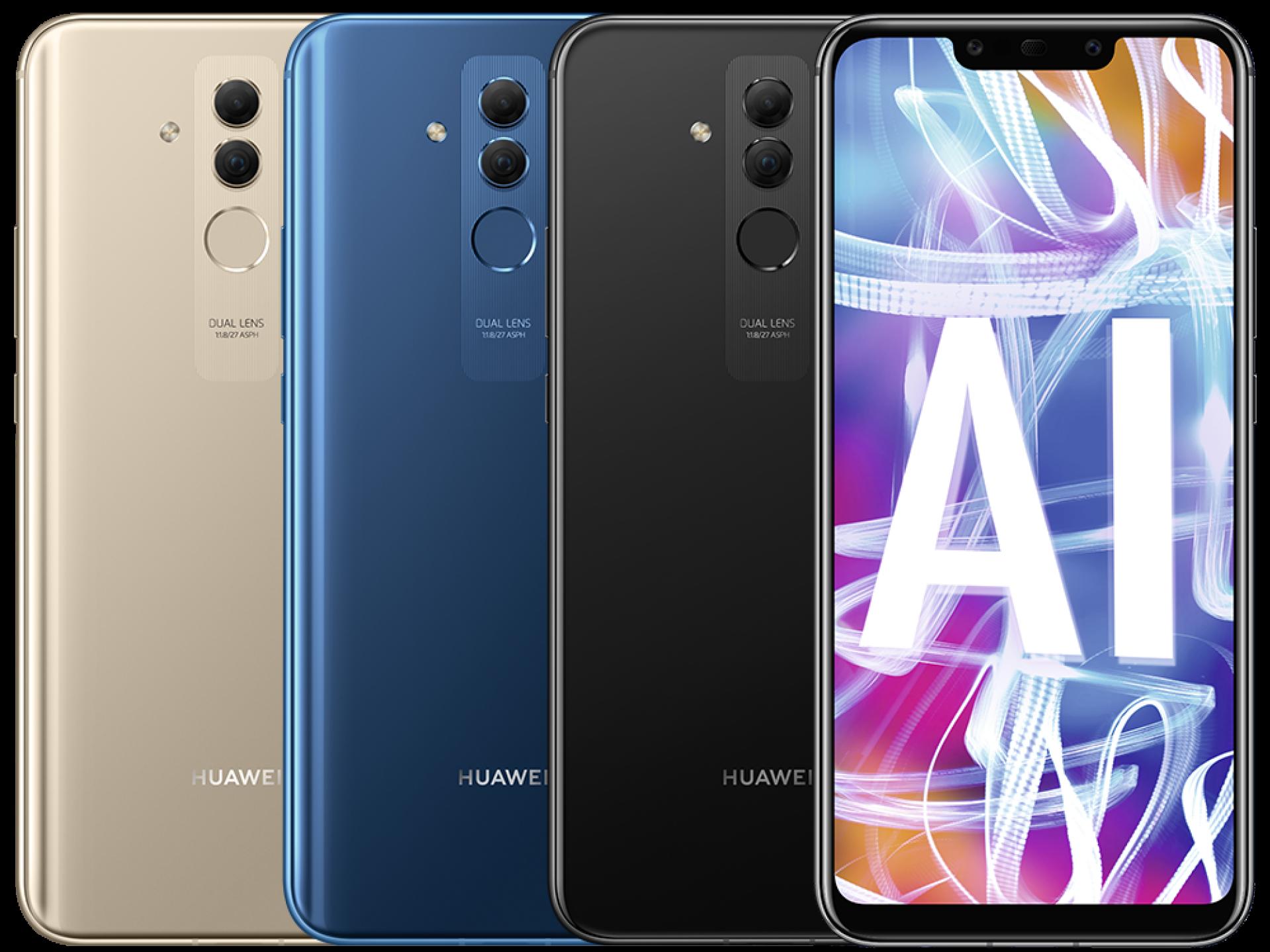 Das Huawei Mate 20 Lite