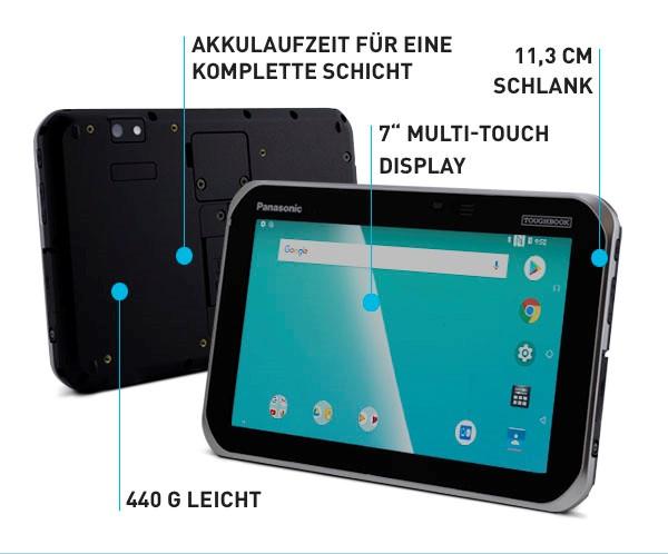 FZ-L1 Geräteigenschaften