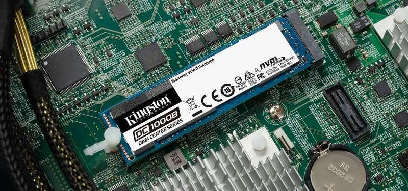 Kingston Data Center DC1000B