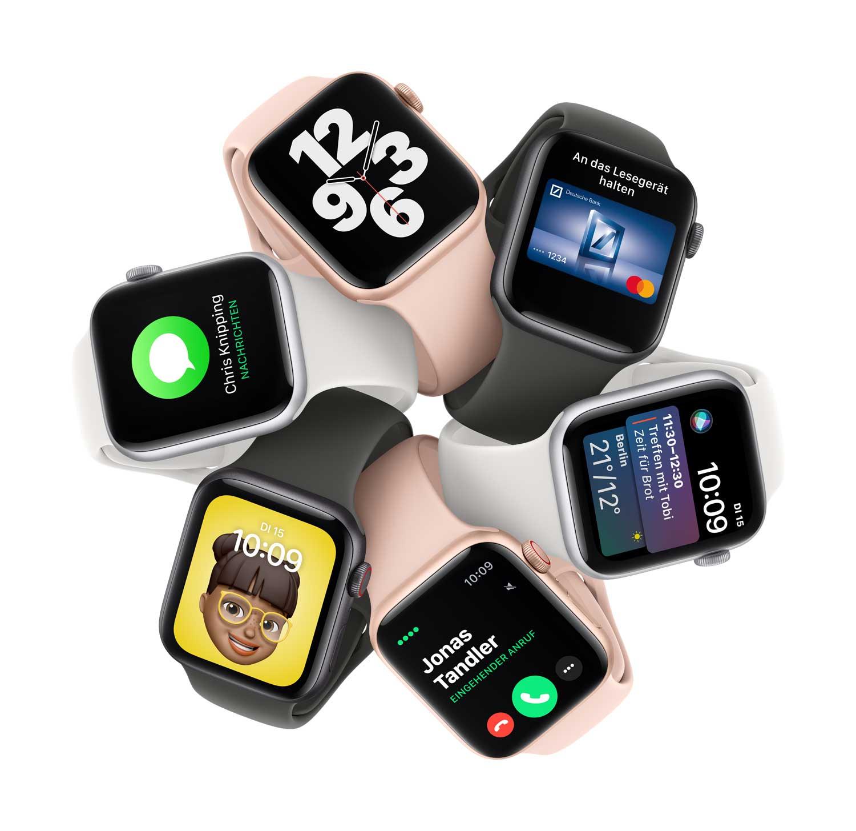 Es gibt für jeden eine Apple Watch. - JACOB