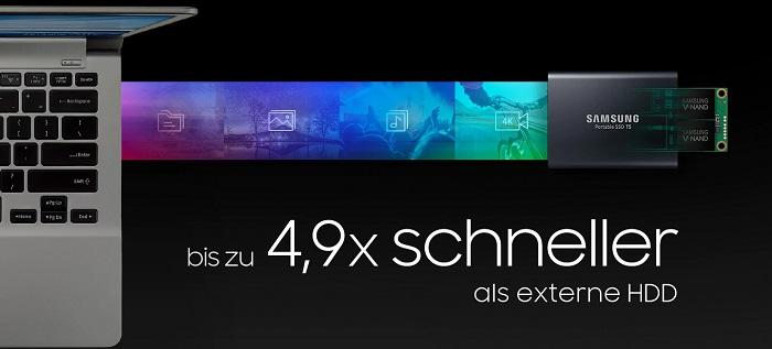 We love Samsung SSDs