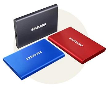 Samsung SSDs für die mobile Nutzung